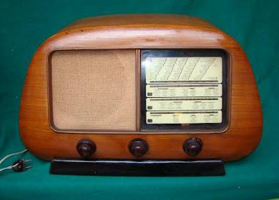 le radio di una volta