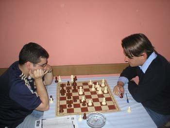 Sergey Movsesian - Alexander Morozevich