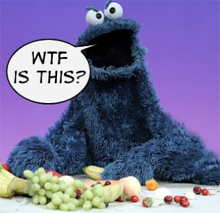wtf cookie monster