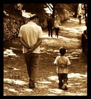 Carta de un hijo a su padre.