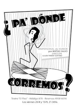 PA' DONDE CORREMOS