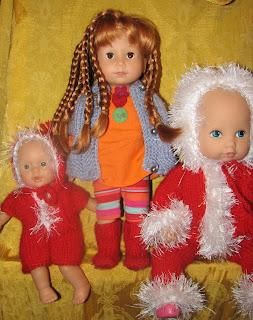 Just Like Me Lucia Gotz Aquinis одежда для кукол носочки