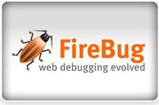 Edit Template dengan Firebug