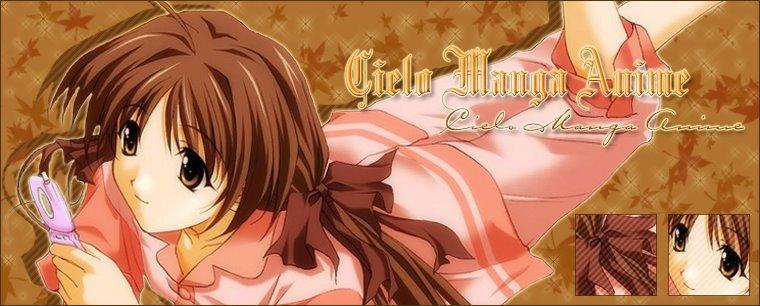 Cielo Manga Anime