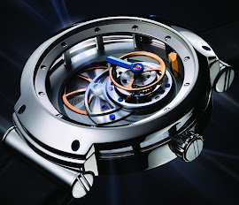 J&#39;ADORE: BERNHARD LEDERER UNIVERSE (BLU) TOURBILLON MT3