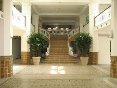 El Dorado Lofts Lobby