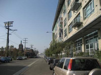 South Hewitt Street Downtown LA