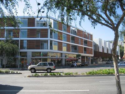 Hancock Lofts West Hollywood