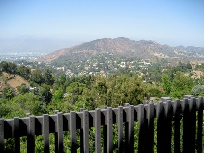Hollywood Hills house Valley View