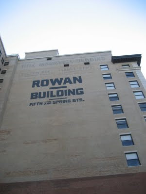Rowan Exterior
