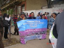 marcha santiago