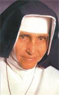 Irmã Dulce - Religiosa baiana -  Dedicou sua vida a amar e servir aos pobres -1914 / 1992