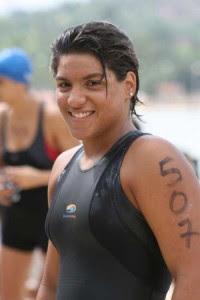 Ana Marcela Cunha - Campeã Mundial de Maratona Aquática 2010 - Nasceu em 1992