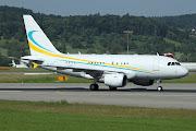 Per 29.01.09 wurde der Airbus als 9HAFM zu Comlux Aviation Malta . (comlux aviation malta airbus elite afm net)