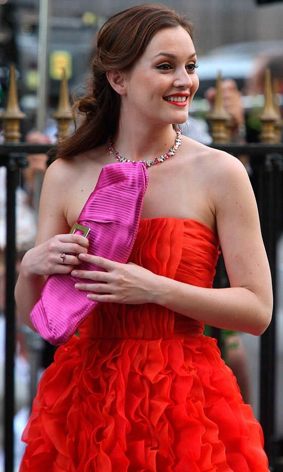 Live4Fashion: Indulgence For Today: Blair Waldorf In Paris