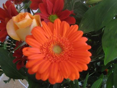 ødselsdag gaver og blomster