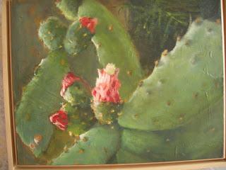 dessins et peintures cactus figuier de barbarie. Black Bedroom Furniture Sets. Home Design Ideas