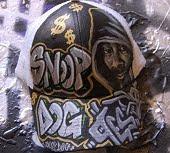 casquette graffiti