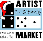 The Asheville Street Markets are: