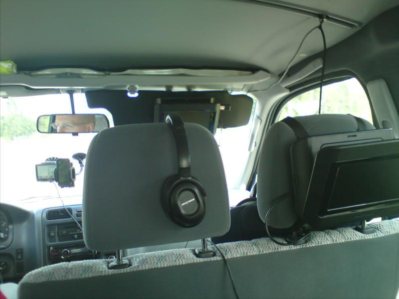 bilbelte i baksete