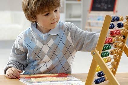 Balita yang Sensitif Angka Bisa Lebih Jago Matematika