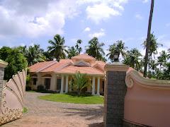 Nalukettu type Kerala house