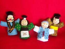 A7. Japanese Dolls