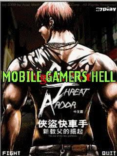 Jogo para Celular Gang Threat ArdoR GTA