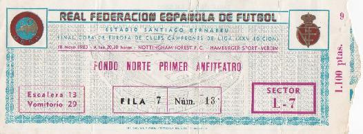1980, MADRID (Nottingham Forest)