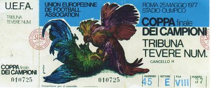 1977, ROMA (Liverpool)