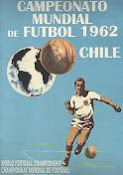 CAMPEONATO MUNDIAL DE FUTBOL CHILE 1962 (IMPORTADORES PERUANOS)