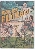 BALAS FUTEBOL 1950 (BRASIL-A AMERICANA LTDA)