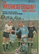 WORLD CUP 1966 (ALEMANYA-SICKER VERLAG)