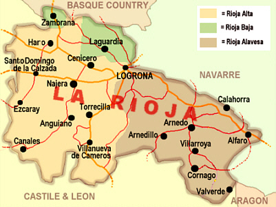 Places I've Lived: Logrono, Spain | Lady RaRa Glasgow