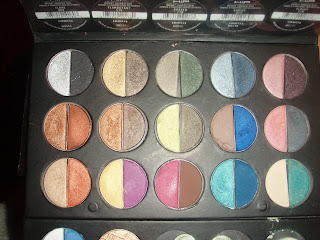 Makeup on Makeup Crazie   L Oreal Hip Eyeshadow Duos   Depotted