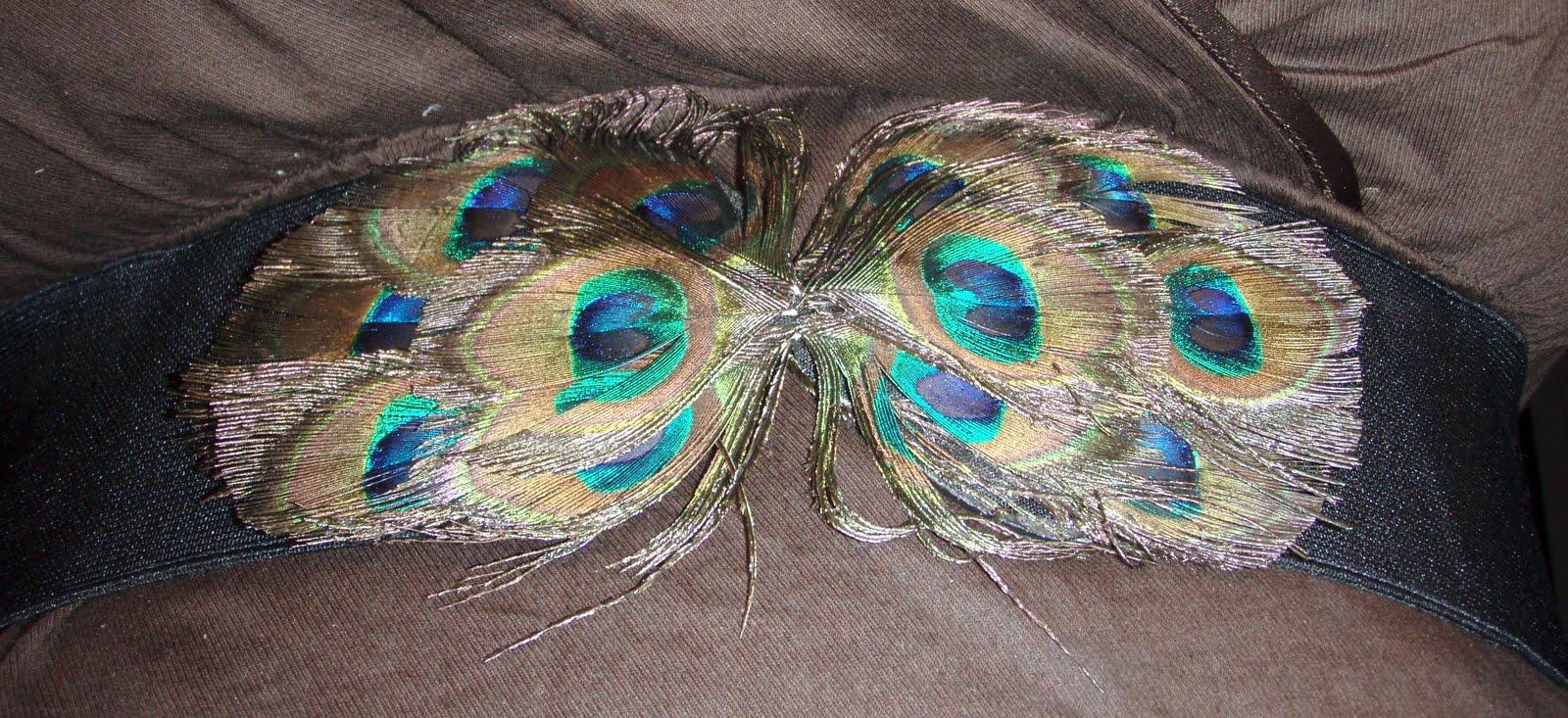 Peacock Belt