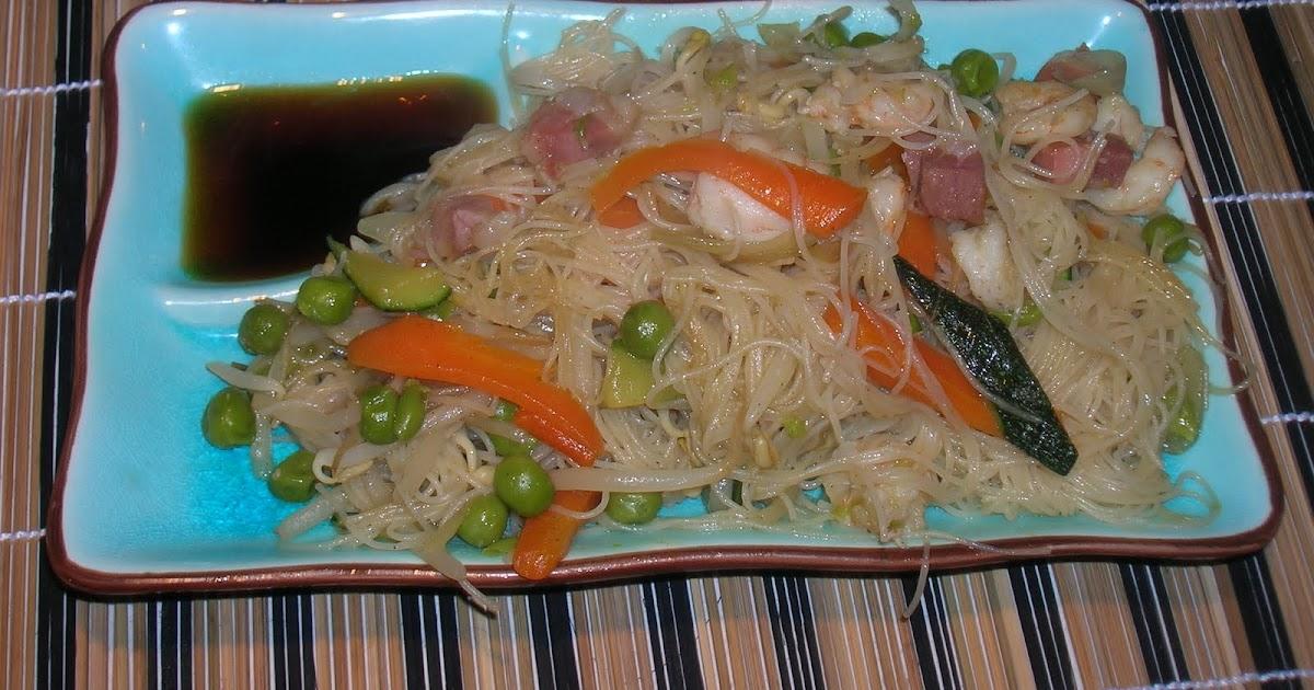 In cucina con tata ricetta cinese spaghetti di soia con for Lecitina di soia in cucina