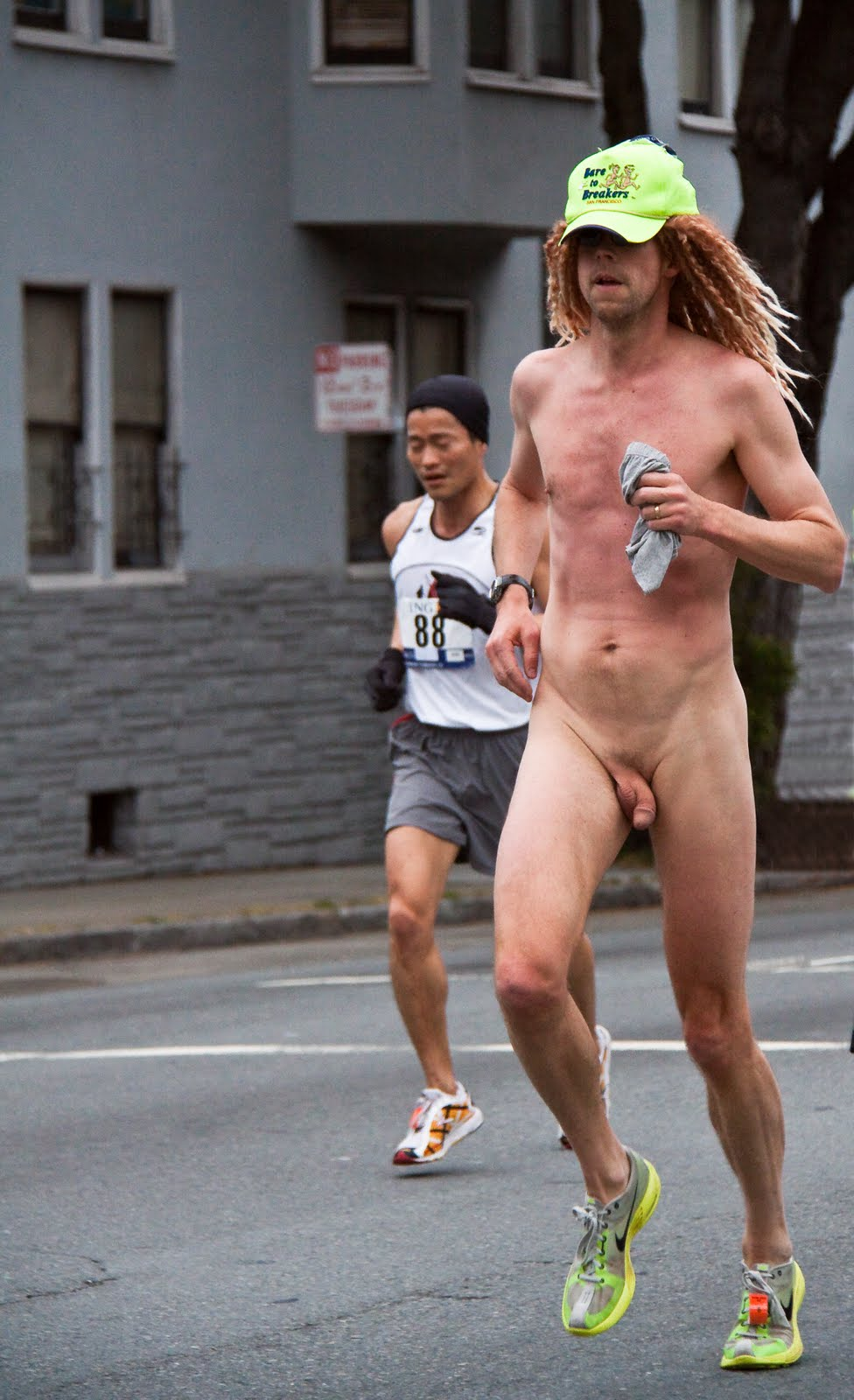 naked male in san francisco