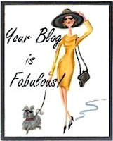 Your Blog is Fabulous! Award