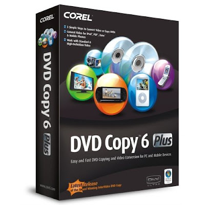 Corel DVD Copy Plus 6.0 Multilingual