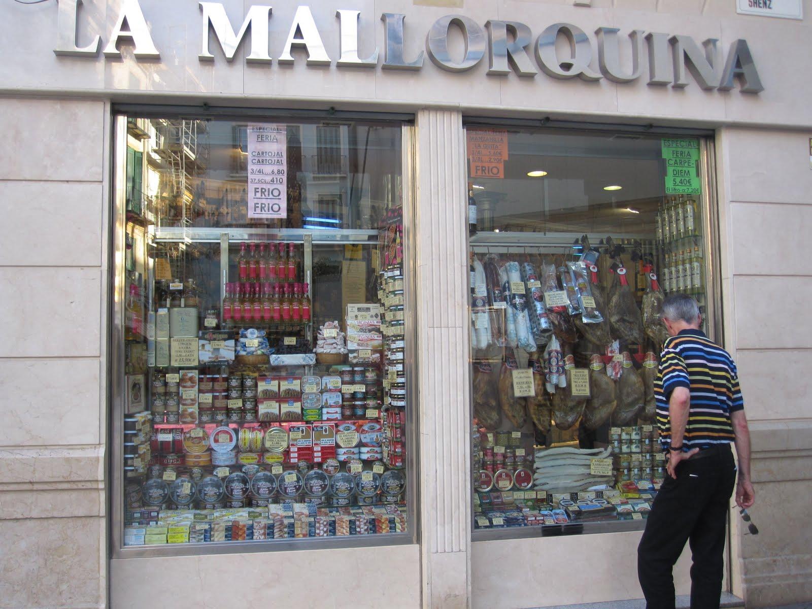 Globobl globobl en andaluc a gastronomia la - La mallorquina barcelona ...