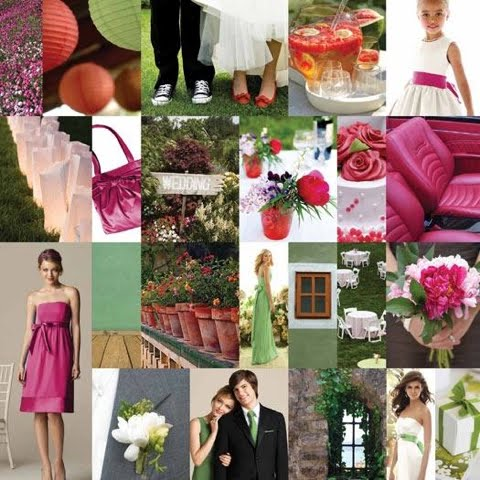 One of our fabulous sponsors OneWed is hosting a style board contest for a