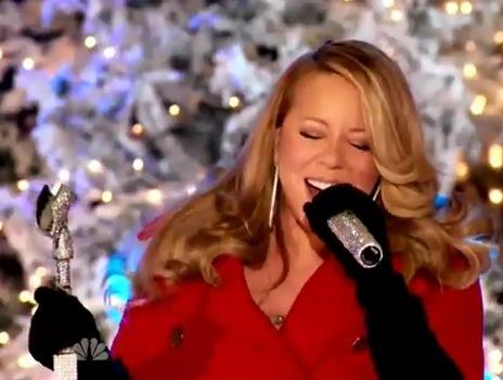 What Christmas Album has Mariah carey All i want for christmas?