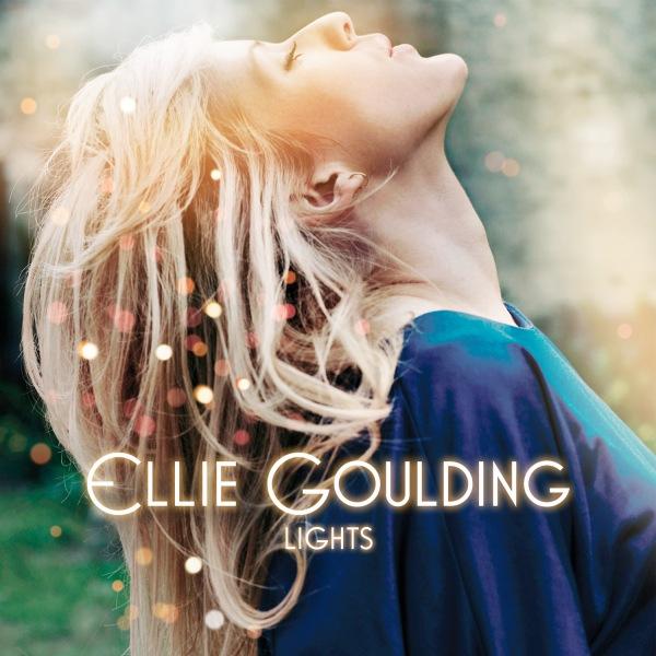 It's Ellie Goulding's U.S. 'Lights' Album Cover