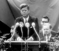 John F. Kennedy, June 26, 1963