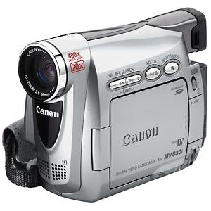 digital cameras: canon dv mv830i digital video camera details