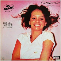 Daniel Jackson Explosion - Cinderella (Queen Of The Dance) (1977)