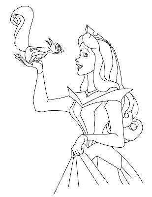 princesses coloring sheet. A New Set of Princess Coloring