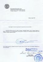 Respuesta Arcidiocesi Di Milano - Archivio Storico Diocesano