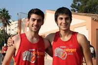 Carlos y Maxim